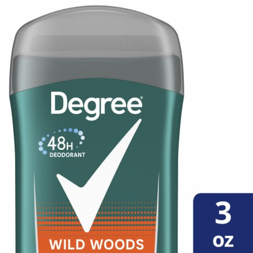 Degree Men's Anti-Perspirant - Wild Woods Perspective: front