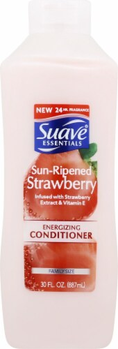 Suave Strawberry Conditoner Perspective: front