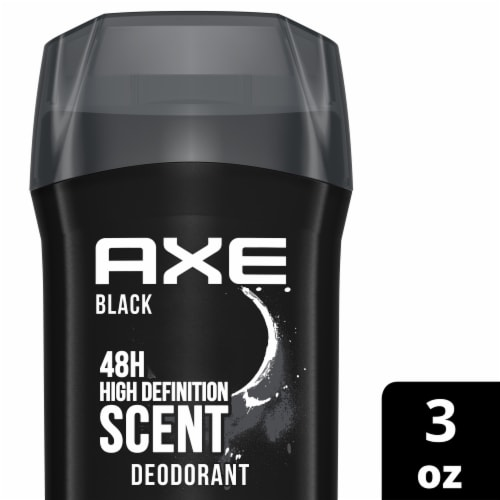 Axe Black Aluminum-Free Stick Deodorant Perspective: front