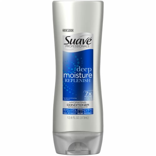 Suave Professionals Deep Moisture Replenish Hydrating Conditioner Perspective: front