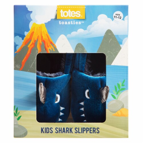 Totes Toasties Kids Conversational Animal Slipper Perspective: front
