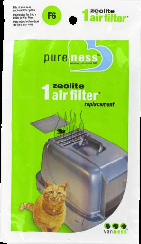 Van Ness Replacement Zeolite Air Filter Perspective: front