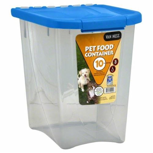 Van Ness Pet Food Dispenser Perspective: front