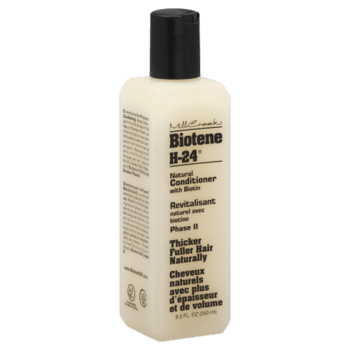 MillCreek Biotene H-24 Natural Conditioner Perspective: front