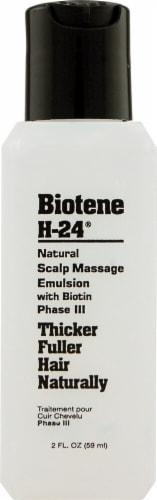 Mlcrk Biotene H24 Shampoo Perspective: front
