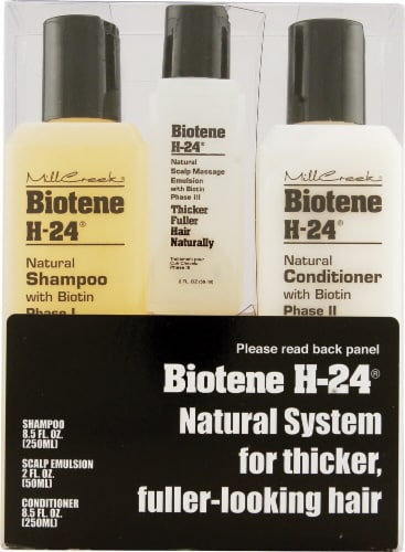 Mill Creek Biotene H-24 Perspective: front