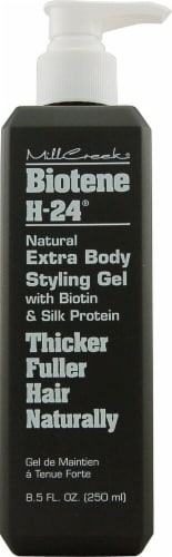 Mill Creek Biotene H24 Styling Gel Perspective: front
