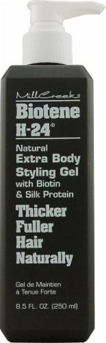 MillCreek Biotene H24 Styling Gel Perspective: front