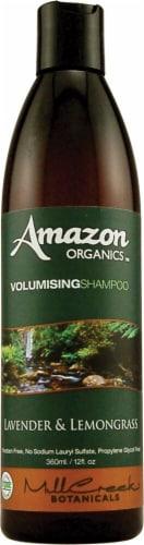 Mill Creek Amazon Lavender/Lemon Shampoo Perspective: front