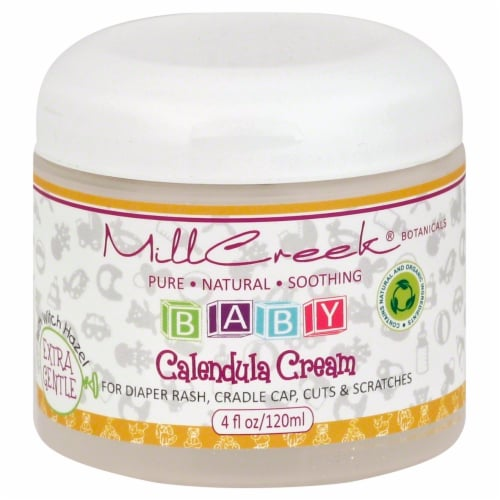 MillCreek Baby Calendula Cream Perspective: front