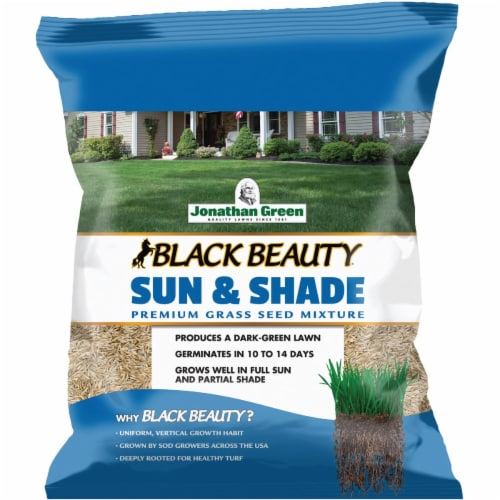 Jonathan Green 12001 1 lbs. Sun & Shade Seed, Pack of 24 Perspective: front