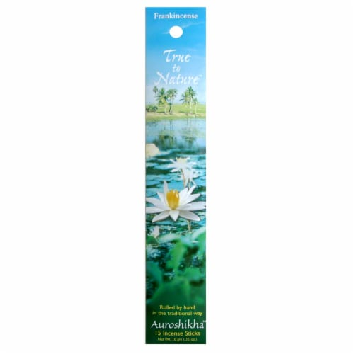 Auroshikha Frankincense Incense Perspective: front