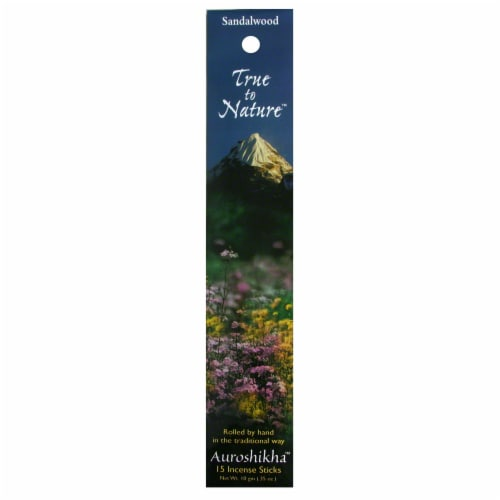Auroshikha Saldalwood Incense Sticks Perspective: front