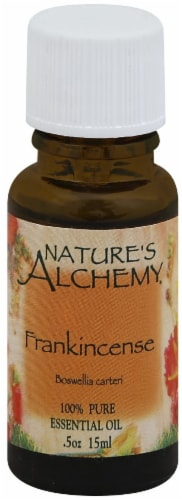 Nature's Alchemy Frankincense Perspective: front