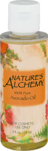 Nature's Alchemy 100% Pure Avocado Oil Perspective: front