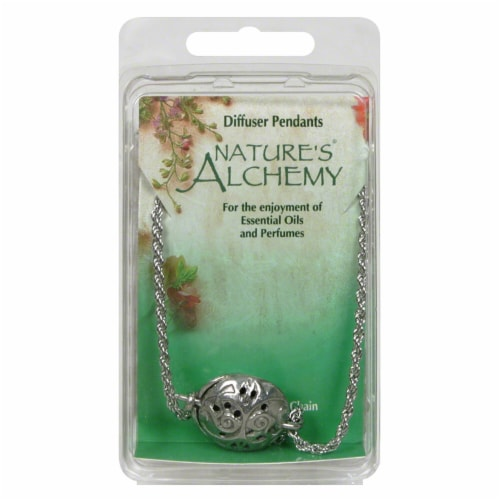 Nature's Alchemy Diffuser Pendant Perspective: front