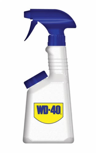 WD-40  16 oz. Spray Bottle - Case Of: 4; Perspective: front