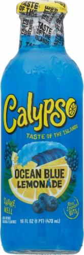 Calypso Ocean Blue Lemonade Perspective: front
