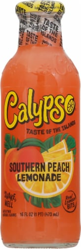 Calypso Southern Peach Lemonade Perspective: front