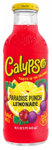 Calypso Paradise Punch Lemonade Perspective: front