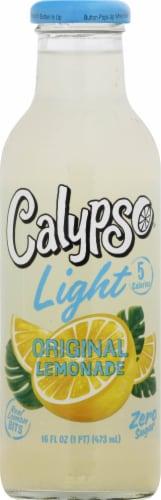 Calypso Light Original Lemonade Perspective: front