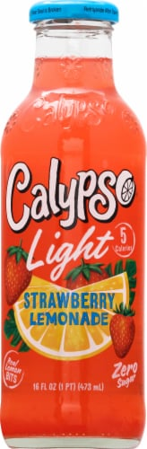 Calypso Light Strawberry Lemonade Perspective: front