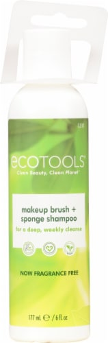 EcoTools Makeup Brush Shampoo Perspective: front