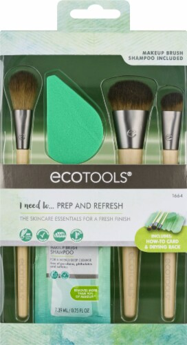 Ecotools Prep and Refresh Kit Perspective: front