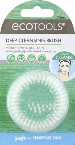 Ecotools Deep Cleansing Facial Brush - Assorted Perspective: front