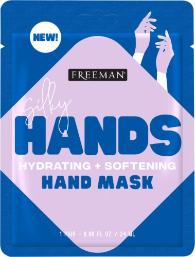 Freeman Silky Hands Sheet Mask Perspective: front