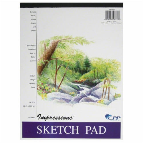 UCreate Sketch Pad Perspective: front