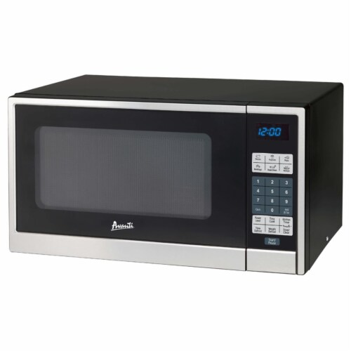 Avanti MT112K3S 1.1 cu ft. Microwave Oven Perspective: front