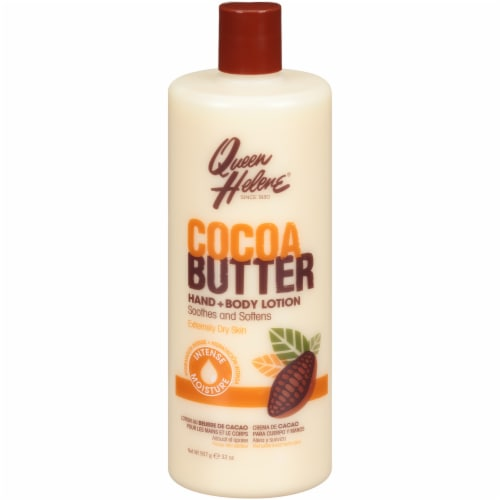 Queen Helene Cocoa Butter Hand & Body Lotion Perspective: front