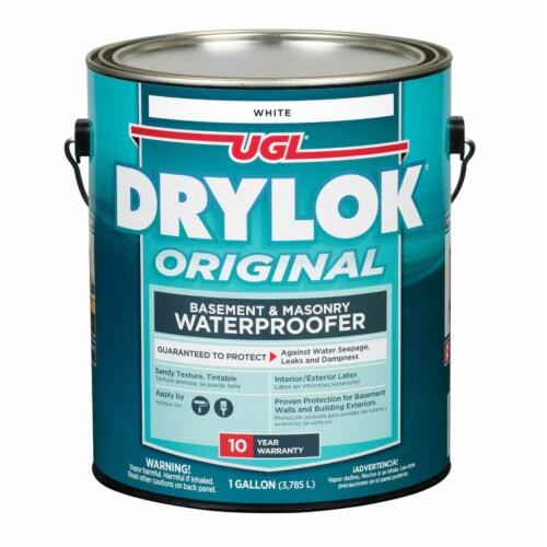 UGL® Drylok® White Tintable Latex Masonry Waterproof Sealer Perspective: front