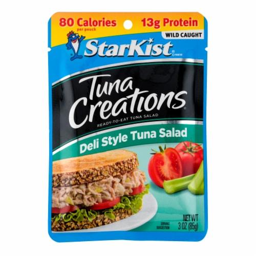 StarKist Tuna Creations Deli Style Tuna Salad Perspective: front