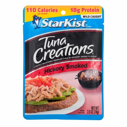 StarKist® Tuna Creations Hickory Smoked Seasoned Tuna Perspective: front