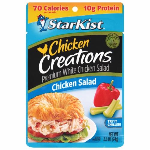 StarKist Chicken Creations Chicken Salad Perspective: front