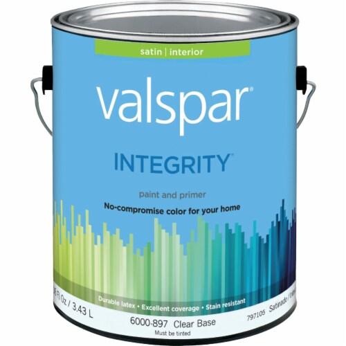 Valspar Int Sat Clear Bs Paint 004.6000897.007 Perspective: front