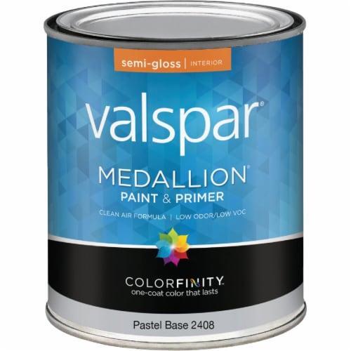Valspar Int S/G Pastel Bs Paint 027.0002408.005 Perspective: front