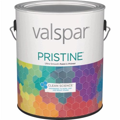 Valspar Int Matte White Paint 027.0018500.007 Perspective: front