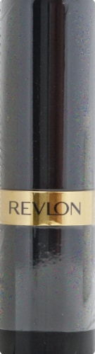 Revlon Super Lustrous Wine With Everything Lipstick Perspective: front