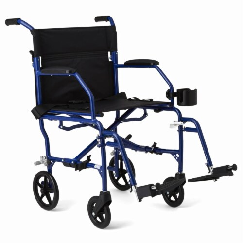 Medline Super Light Wheelchair Perspective: front