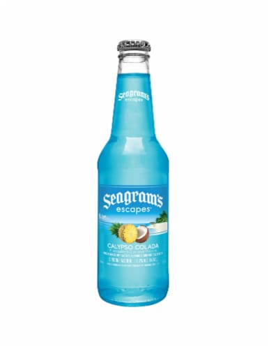 Seagram's Escapes Calypso Colada Perspective: front