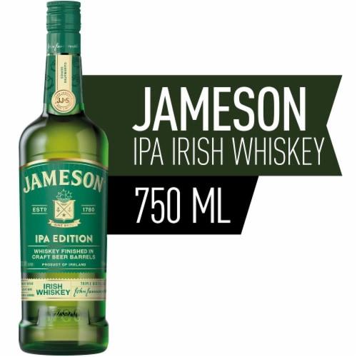 Jameson Caskmates IPA Edition Irish Whiskey Perspective: front