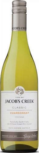 Jacobs Creek Classic Chardonnay Perspective: front