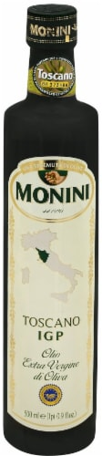 Monini Toscano Extra Virgin Olive Oil Perspective: front