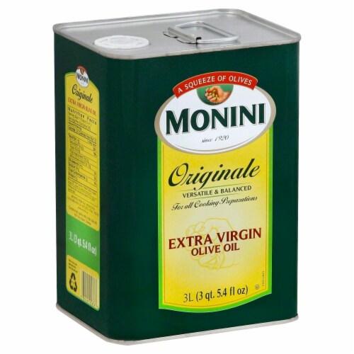 Monini Originale Extra Virgin Olive Oil Perspective: front