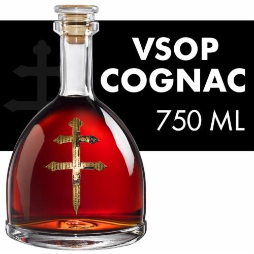 D'usse VSOP Cognac Perspective: front