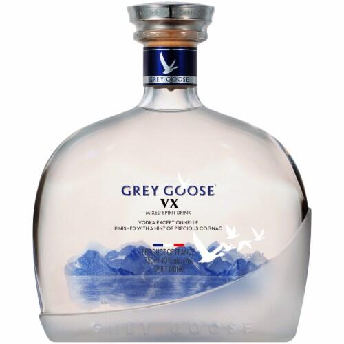 Grey Goose V X Vodka Perspective: front