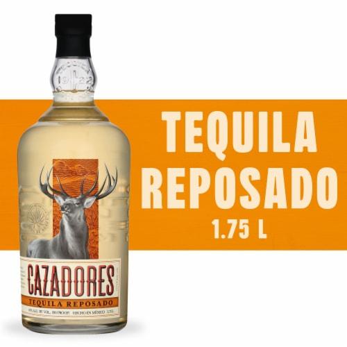 Cazadores Tequila Reposado Perspective: front